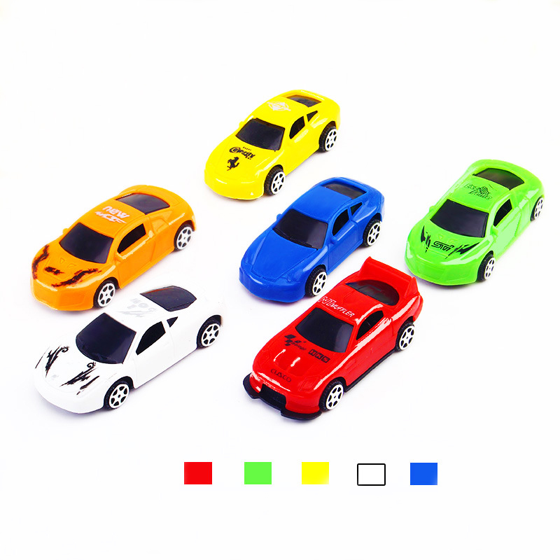 Toy Car for Children Random 2 Cars/lot Plastics Toys ...
