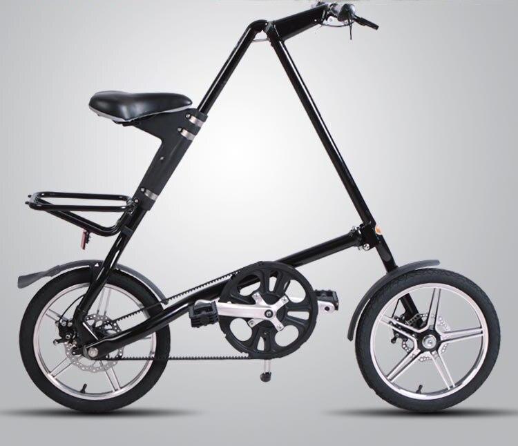14 Inch  16 Inch Alloy Folding Mini Bicycle Bmx Bike For -7612