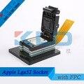 Ipad iphone4 LGA52 LGA60 чип флэш-памяти NAND тест гнездо джиг приспособление, изменение iphone серийный номер с FPC