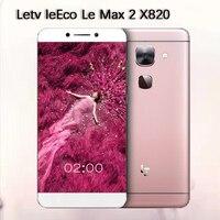 New Letv leEco Le Max 2 X820 Snapdragon 820 4G LTE Mobile Phone 4G RAM 32G ROM Quad Core Camera 21.0M