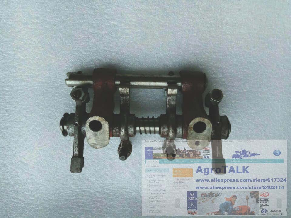 Fengshou FS184 tractor with J285T,IL212ICAF, the rocker assembly, part number: fengshou tractor parts fs180 fs184 fs200 the shift lever assembly part number 18 37 013