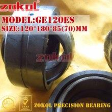 Zokol подшипник GE120ES Радиальные сферические подшипник 120*180*85 (70) мм