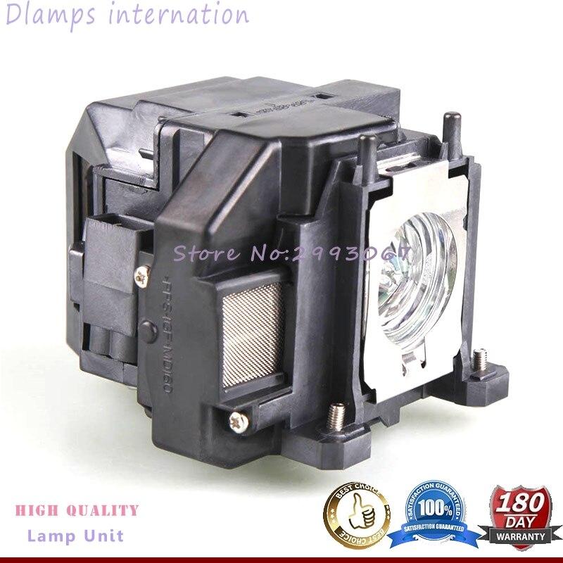 Бесплатная доставка V13H010L67 модуль лампы для проектора EPSON EB-S02 EB-S11 EB-S12 EB-SXW11 EB-SXW12 EB-W02 и т. д