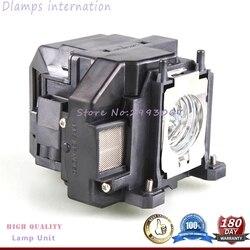 شحن مجاني V13H010L67 وحدة إضاءة لأجهزة العرض لإبسون EB-S02 EB-S11 EB-S12 EB-SXW11 EB-SXW12 EB-W02 ، الخ