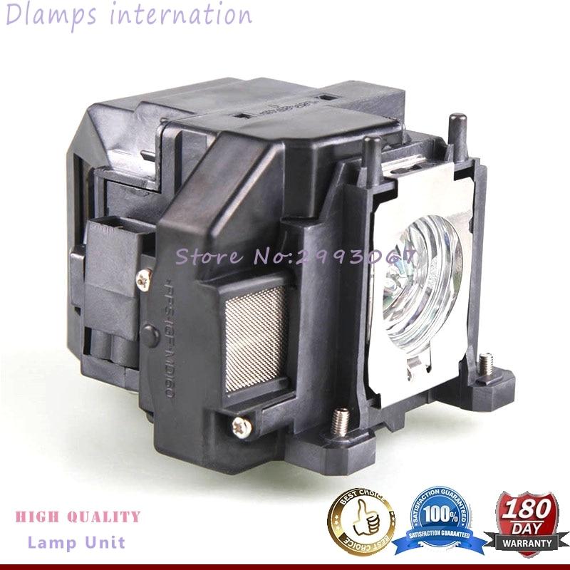 Envío gratuito V13H010L67 módulo de la lámpara para proyector EPSON EB-S02 EB-S11 EB-S12 EB-SXW11 EB-SXW12 EB-W02.