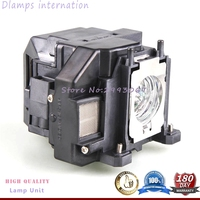 Free Shipping V13H010L67 Projector Lamp Module for EPSON EB S02 EB S11 EB S12 EB SXW11 EB SXW12 EB W02 ,Etc