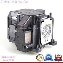 Бесплатная доставка, V13H010L67 модуль с лампой для проектора для EPSON, EB S02, для, EPSON, для,