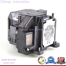 Ücretsiz Kargo V13H010L67 projektör lamba modülü EPSON EB S02 EB S11 EB S12 EB SXW11 EB SXW12 EB W02, Vb