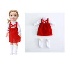Cute Dolls 14 inch American Girl My Generation Doll Dress Up Clothes Dolls Accessories
