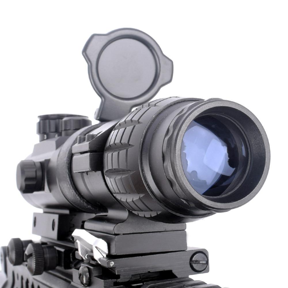 WIPSON Celownik optyczny 3X Magnifier Zakres Kompaktowy celownik - Polowanie - Zdjęcie 3