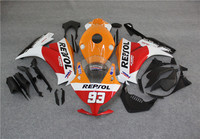 Injection mold Fairing kit for HONDA CBR1000RR 12 CBR 1000RR 2012 cbr1000 rr 2012 ABS