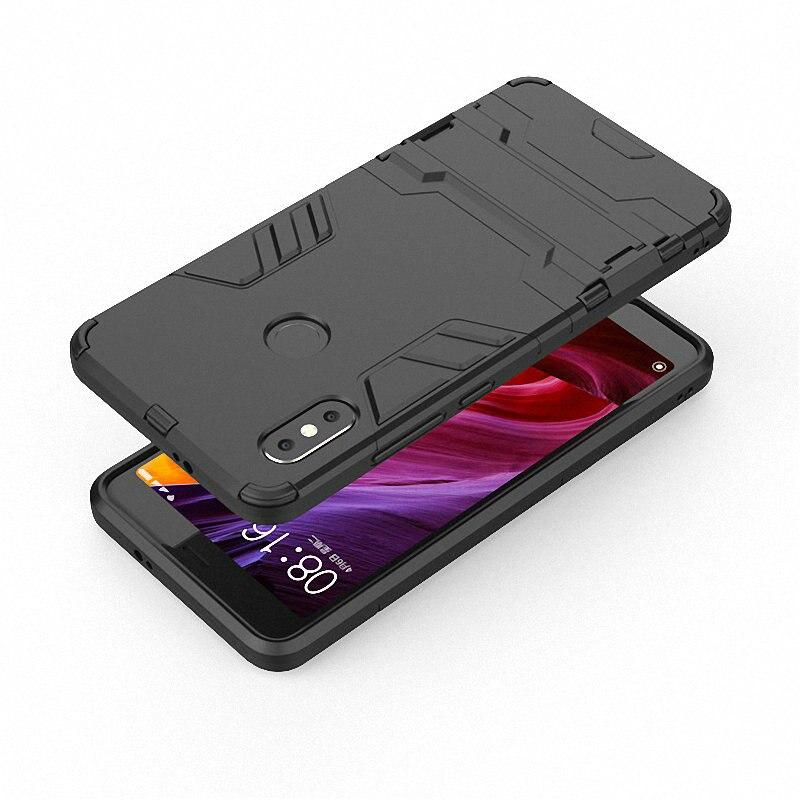 size 40 9e891 7fad4 For Xiaomi Redmi Note 5 Pro Shockproof Hard Phone Case For Xiaomi Redmi  Note 5 AI Dual Camera 32GB 64GB Armor Case Back Cover