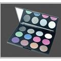 2016 nueva marca de diamantes Eyeshadow Palette para para larga duración el Bling 12 colores de maquillaje sombra de ojos cosmético del Kit del sistema