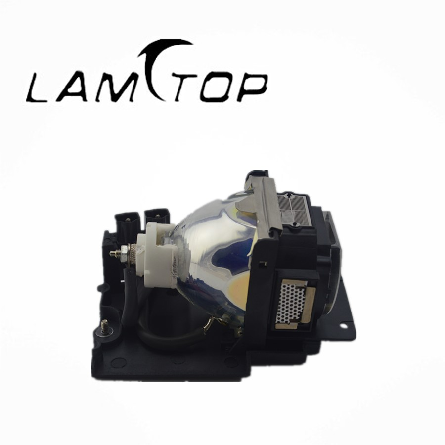 FREE SHIPPING  LAMTOP  180 days warranty  projector lamp  with housing  VLT-SL6LP  for  SL6U/XL6 new wholesale vlt xd600lp projector lamp for xd600u lvp xd600 gx 740 gx 745 with housing 180 days warranty happybate