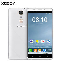 XGODY D17 3G Unlock Touch Mobile Phone Android 5 1 1G 16G MTK6580 Quad Core Smartphone