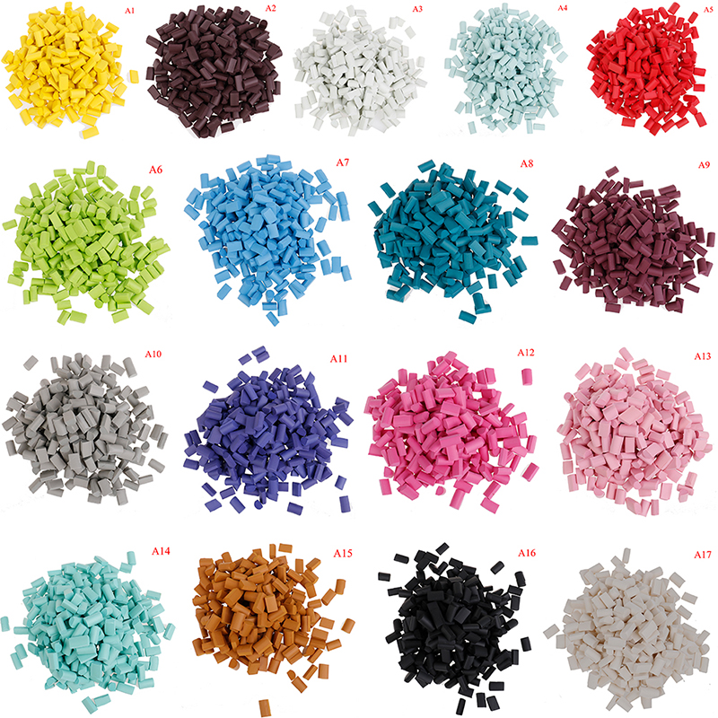 Delicious 50g/bag Sponge Slime Bead Slime Supplies Accessories For Stuff Foam Slime Clay Mud Modeling Clay