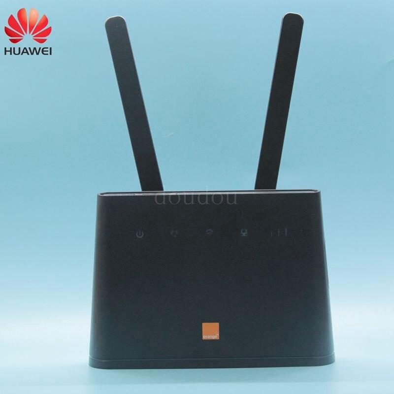Débloqué Huawei B310 B310s-22 150 Mbps avec Antenne 4g LTE CPE SANS FIL WIFI ROUTEUR Modem avec Sim Carte PK b593 B315