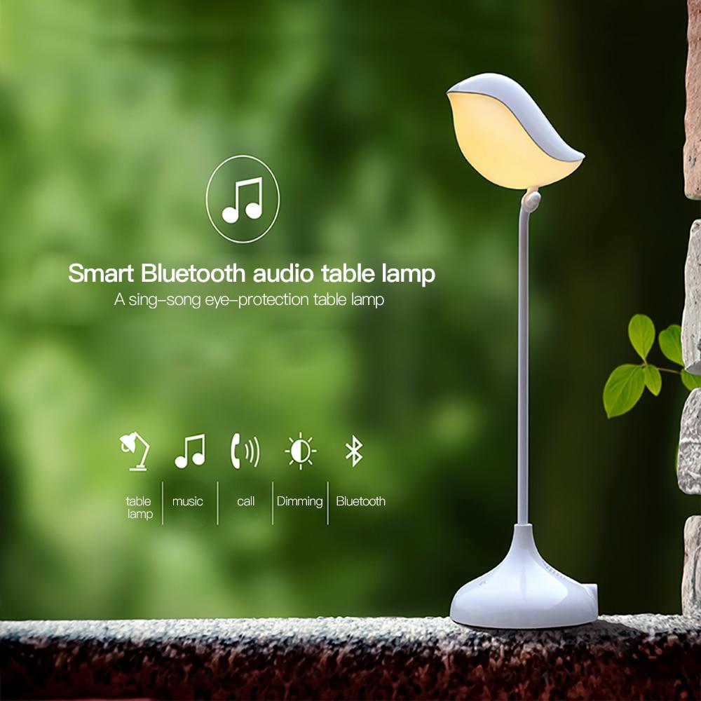 Schreibtischlampen Licht & Beleuchtung Jxsflye Rechargea Sensor Touch Led Schreibtisch Lampe 3 Modelle Licht Bluetooth Lautsprecher Lesen Nachtlicht Für Kinder Lesen Geschenk Einfach Zu Reparieren