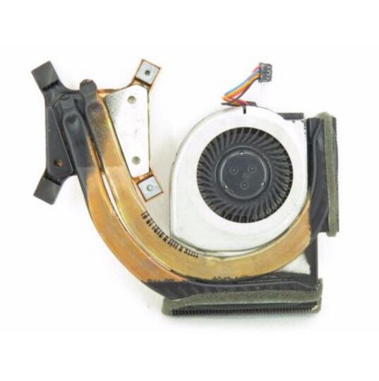 T410s Genuine Laptop Cooling Fan W Heatsink 45M2678 Tested for asus u46e heatsink cooling fan cooler
