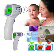Baby/Adult Digital Temperature Multi-Function Non-contact Infrared Forehead Body Thermometer