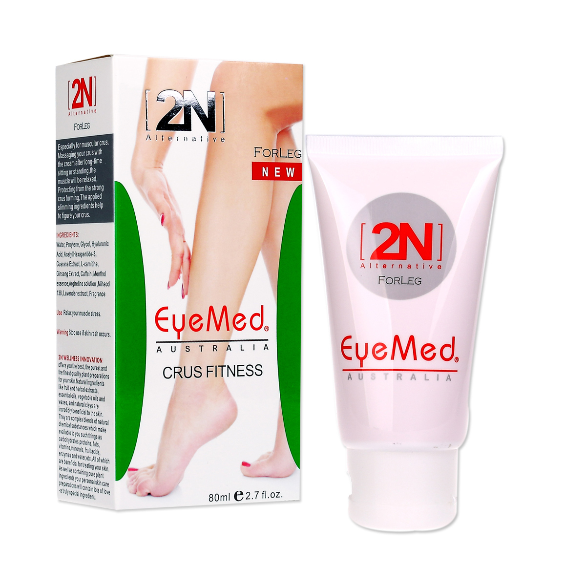 Authentic 2n Leg calf crus fitness slimming creams anti cellulite gel weight loss lose weights slim cream health care product