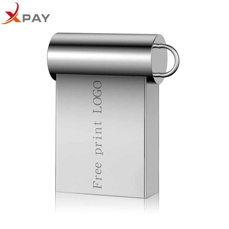 Usb Flash Drive 2 0 Super Mini pendrive Metal usb stick 128GB 64GB 32GB 16GB 8GB