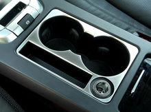 Левый Руль Автомобиля Интерьер Держатель Стакана Воды Крышка Обрезать 1 шт. Для Land Rover Discovery Sport 15 16