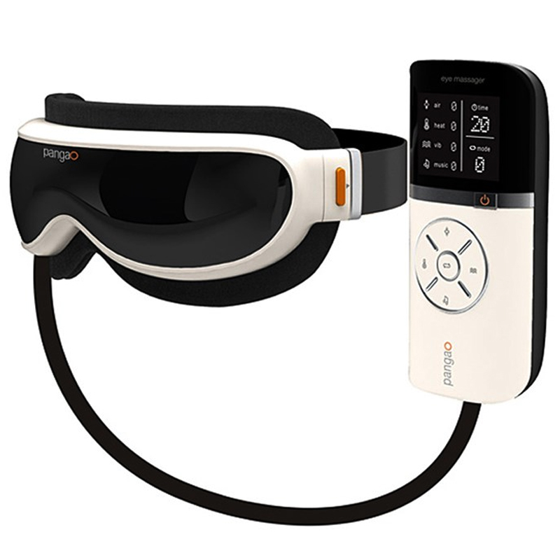 Intelligent massage glasses eye PG-2404-G massage device eye care instrument eye instrument цена 2017