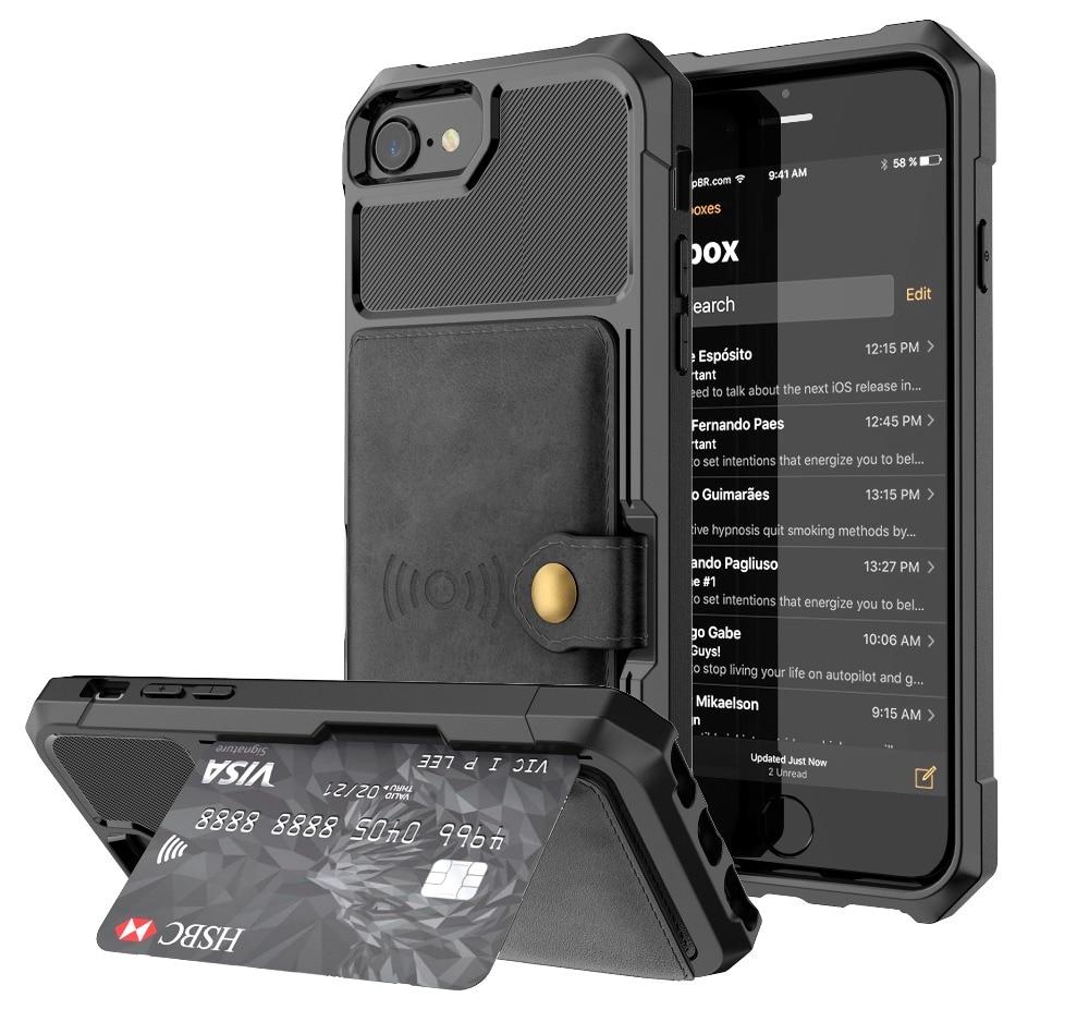 HTB1OtqlXo rK1Rjy0Fcq6zEvVXa5 Luxury PU Leather Wallet Case for iPhone 6 6s 7 8 Plus X XS XR XX MAX Cases Wallet Flip Cover Buckle for iPhone Phone XR Fundas