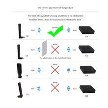 Measy w2h мини 1080 P HDMI Сетевой удлинитель 3D 15 м приемника и передатчика Кабель HDMI пульт дистанционного управления для DVD PS3 hd-плеер