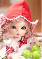 BJD BJD 1/8 escala sobre 15 cm pop/SD fairyland ante do miúdo bonito Resina figura boneca de Brinquedo Modelo DIY presente. Não inclui Roupas, sapatos, peruca