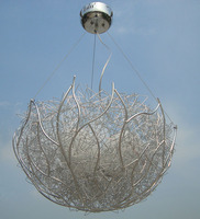 A1 творческая личность подвесной светильник бар гостиная Птичье гнездо современный минималистский ресторан спальни Подвесные светильники