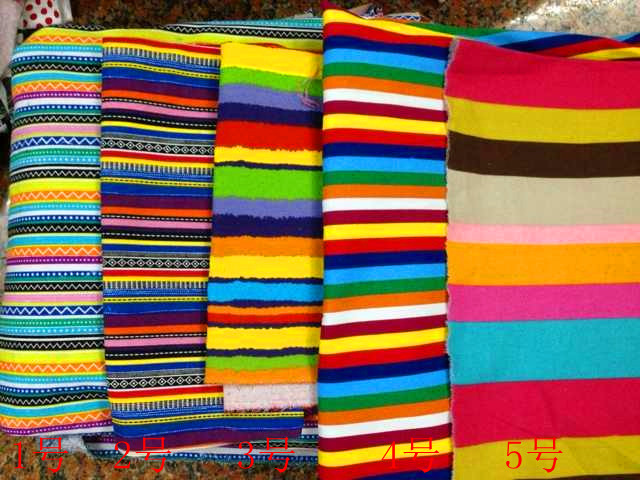 2015 Hot Sale New Arrival Cotton Fabric African Striped For Curtains,  Tablecloths Clothing Busha Release