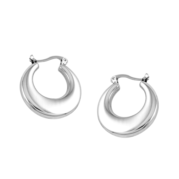 CL-20 Luxury Fashion Women Earring Popular Style 316L Stainless Steel Gift Girl Charm Earring Wholesale Earring Jewelry