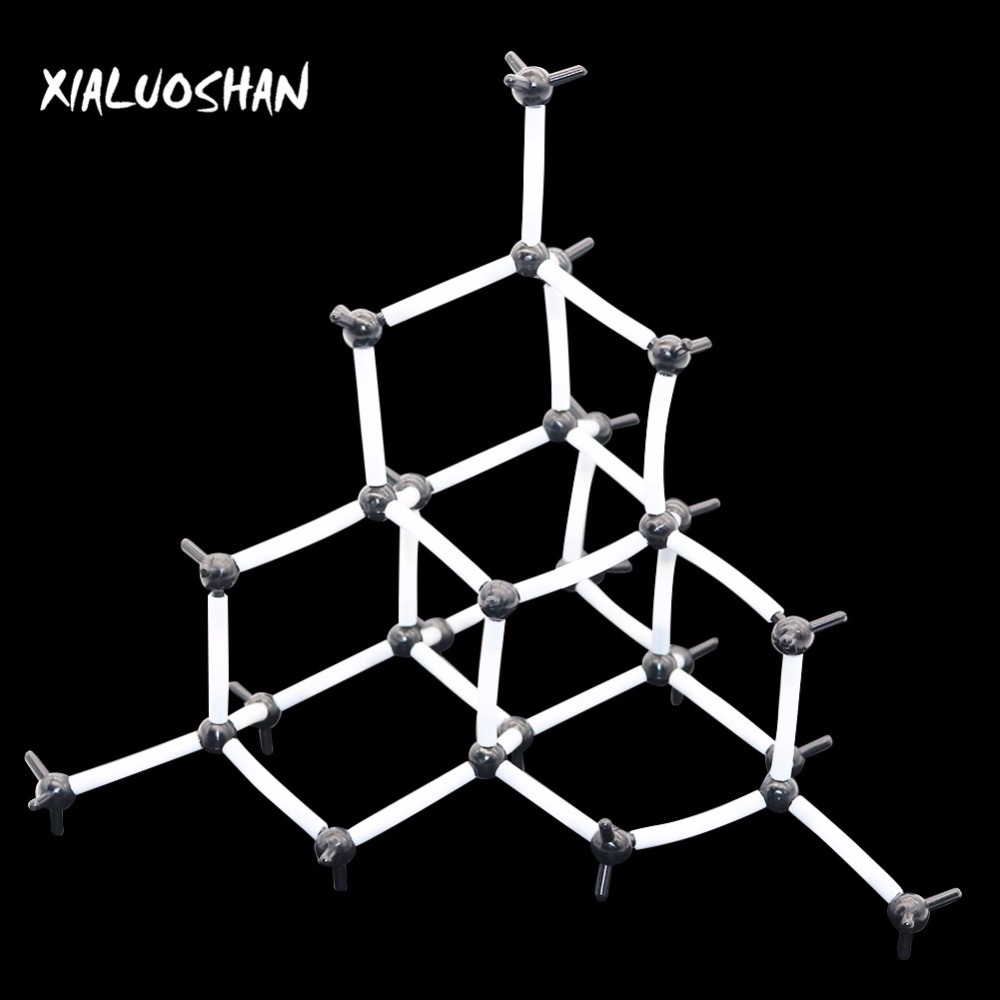 Teaching Experiment 9mm Diamond Crystal Structure Model Diamond Model Chemical Crystal Molecular Models Of Organic Chemistry