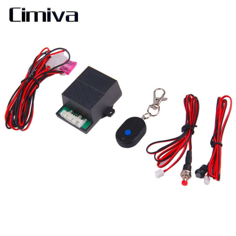 Cimiva Car Engine Immobilizer Lock Anti robbery system Anti-stealing Alarm System Hot Selling Замок