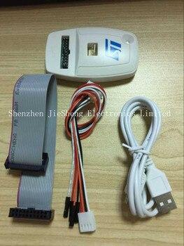 Envío Gratis ofertas especiales STLINK ST ST-LINK/V2 (CN) STM8 STM32 emulador descargar programador