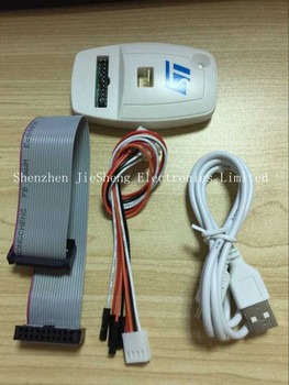 Envío gratuito especial ofrece STLINK ST ST-LINK/V2 (CN) STM8 STM32 emulador descargar programador
