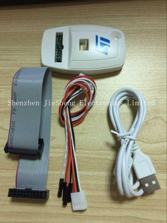 FREE SHIPPING Special Offers STLINK ST ST-LINK/V2 (CN) STM8 STM32 Emulator Download Programmer