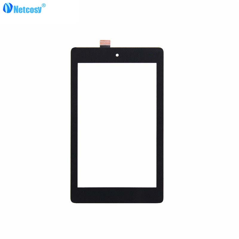 Netcosy touch Панель планшета Стекло объектив Панель запасные части для Amazon Kindle Fire HD 6 HD6 Tablet Сенсорный экран