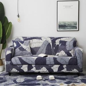 Image 1 - Fundas elásticas para sofá de 24 colores, fundas para sofá de cuatro estaciones, Fundas protectoras para sofá de poliéster, fundas para sofá, toallas para sofá de 1/2/3/4 plazas