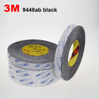 50M 10mm 12mm 14mm 20mm 25mm 3M9448A Double Coated Tissue Tape Thermally Conductive Adhesive Thermal Pad