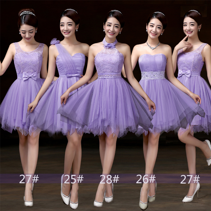 Sweet Memory Summer bridesmaid dresses for wedding...