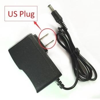 DHL Free Shipping 50pcs US/EU PLUG 12V 1A Power Supply AC 110-240V To DC Adapter For 3528 5050 Strip LED