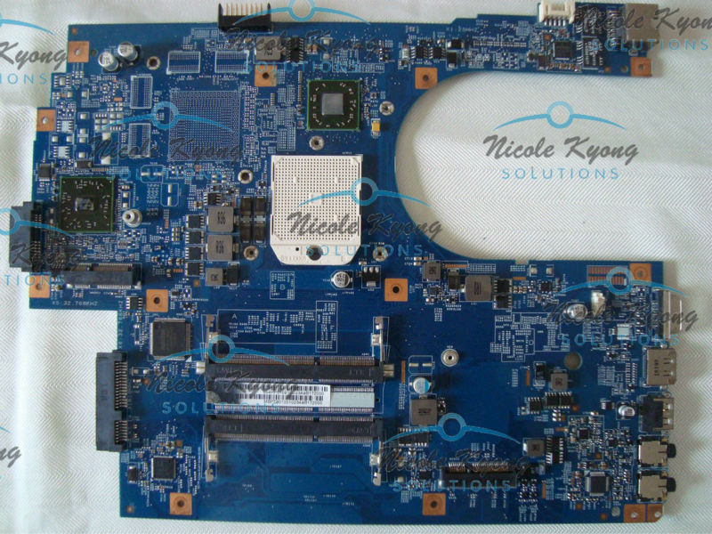 100% working JE70 DN MBRCE01001 48.4HP01.011 MB.PT901.001 MotherBoard SYSTEM BOARD for Acer Aspire AS7551 NV73 7551 7551G