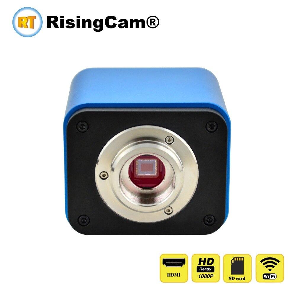 1080p HDMI WIFI microscope camera for SONY imx185 sensor