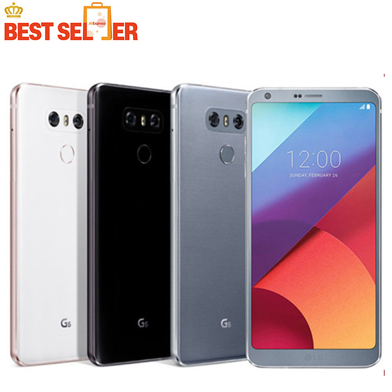 Unlocked LG G6 H870 H871 VS988 Mobile Phone 5.7 inch Quad Core Android 4GB 4G LTE
