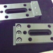 Джиг инструмент 50 размер 120x50x15, нержавеющая джиг инструмент для EDM проволочной резки, не коррозия. Если вы хотите дешевле, свяжитесь со мной