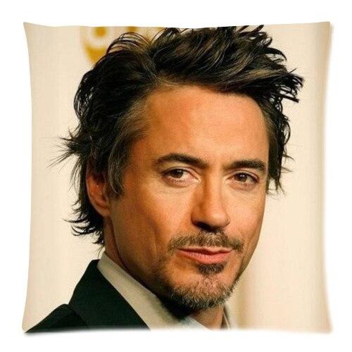 ᗔcharming Comfortable Flannel Robert Downey Downey Jr