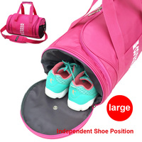 Unisex Gym Bag Duffel Bag Sports Gym Bag With Shoes Compartment